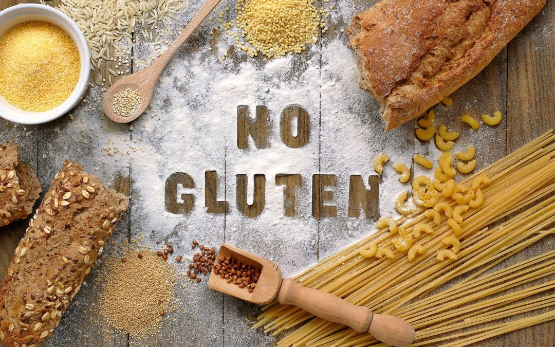 Gluten Intolerance is really GLYPHOSATE POISONING