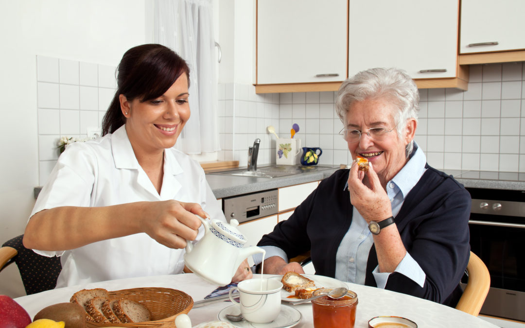 Senior In-Home Care Benefits